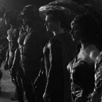 Llega a HBO España la versión en blanco y negro de 'La Liga de la Justicia de Zack Snyder' bajo el sobrenombre de 'La justicia es gris'