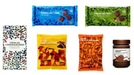 Ikea retira seis tipos de chocolates de sus tiendas por riesgo para los alérgicos