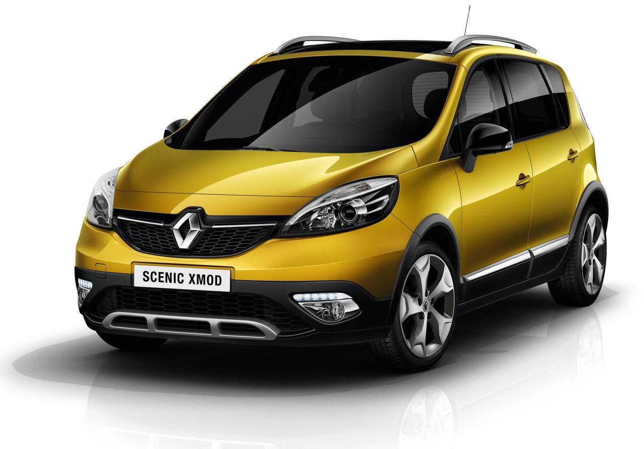 Foto de Renault Scénic XMOD (1/16)