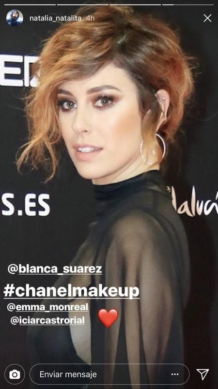 Blanca Suarez Premios Onda