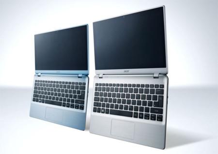 Acer Aspire V5 y V7