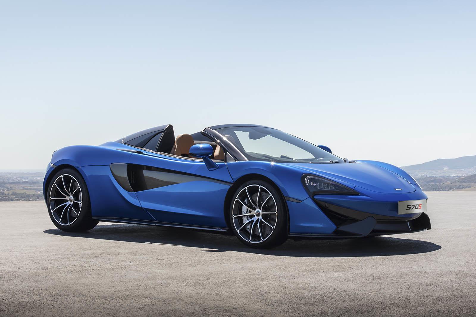 Foto de McLaren 570S Spider (13/31)