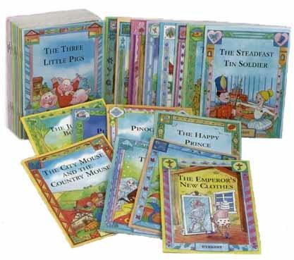Colección de cuentos tradicionales en inglés