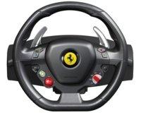 Ferrari 458 Italia Racing Wheel, nuevo volante de Thrustmaster para Xbox 360
