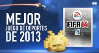 Mejor juego de deportes de 2013 según los lectores de VidaExtra: FIFA 14