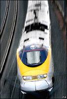 Ya se puede viajar en tren de Londres a Paris en 2 horas 15 y a muy buen precio