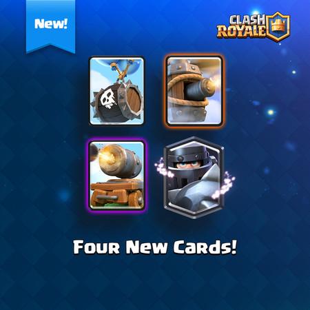 Clash Royale se renueva: cuatro nuevas cartas, tres nuevos modos de juego y más sorpresas