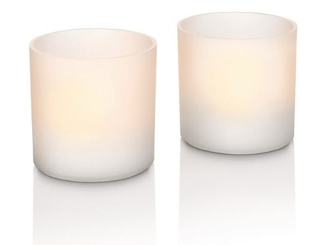 Philips Tealights set de dos