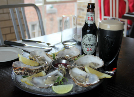 Guinnes Y Oysters