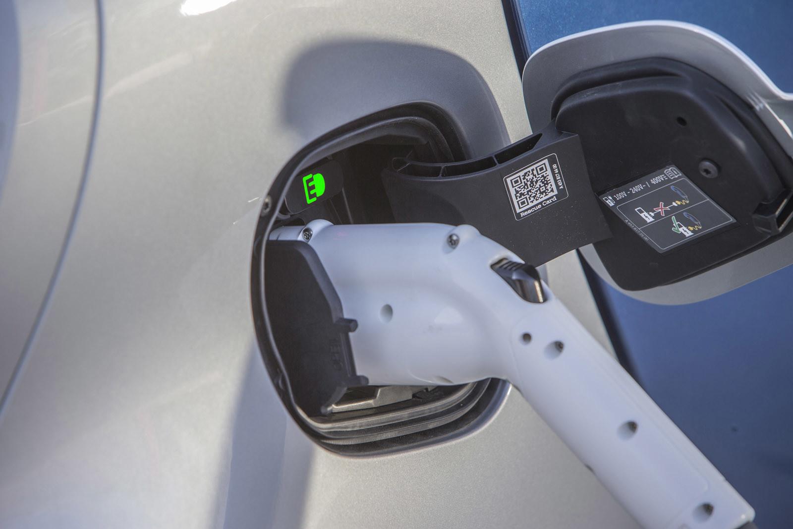 Foto de smart fortwo Electric Drive, toma de contacto (205/313)
