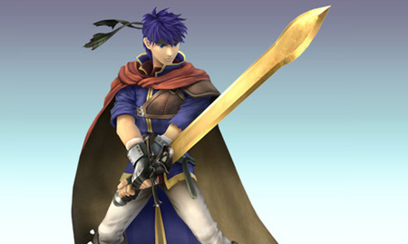 Ike en Super Smash Bros. Brawl