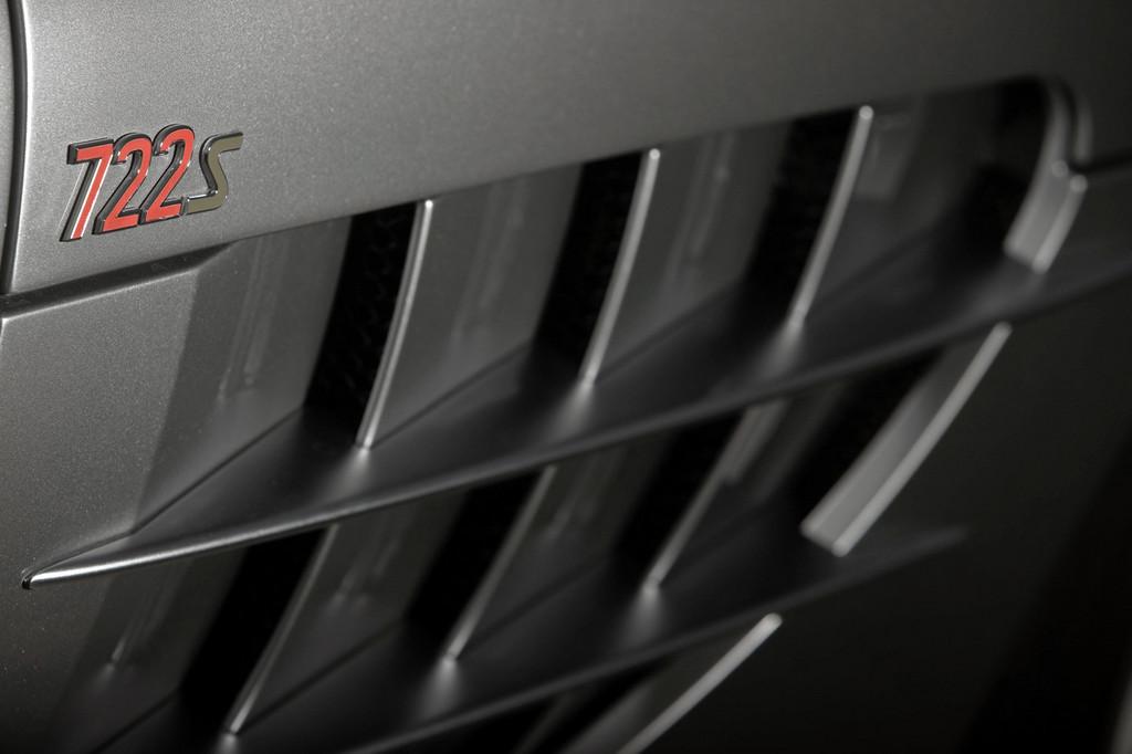 Foto de Mercedes-Benz SLR McLaren Roadster 722 S (14/27)