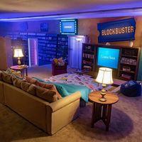 El último Blockbuster del mundo se transforma por tiempo limitado en un increíble Airbnb lleno de nostalgia... y películas VHS