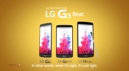 LG G3 Stylus, la apuesta de LG para competir con los Galaxy Note de Samsung