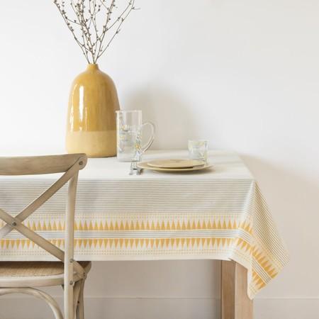Mantel De Algodon Con Estampado Grafico 150x250 1000 9 23 193010 1