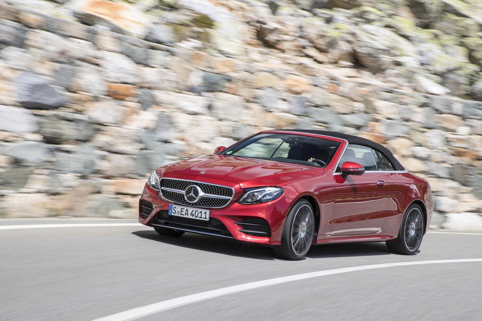 Foto de Mercedes-Benz Clase E Cabrio, toma de contacto (149/156)