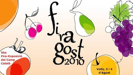 Firagost 2010 en Valls, Tarragona