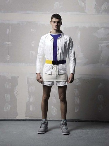 Matthew Miller el lookbook Primavera-Verano 2011 de un diseñador muy prometedor