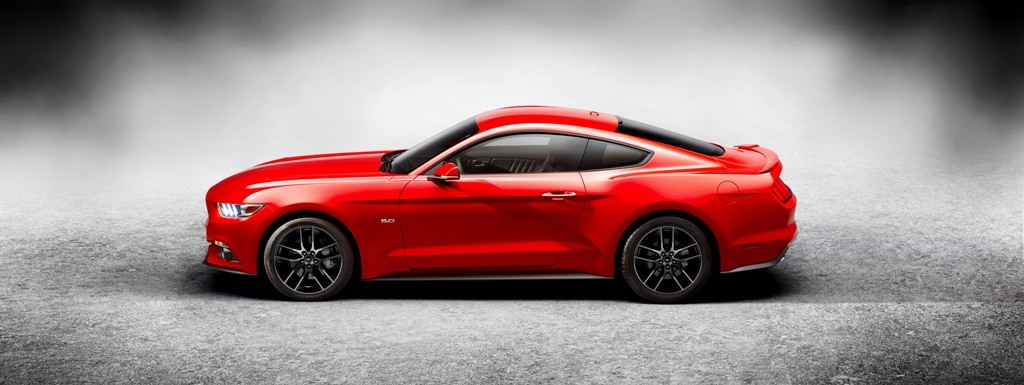 Nuevo Ford Mustang 2015 6 31