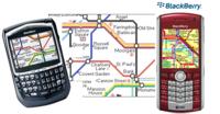 Tube 2, mapas del metro en tu Blackberry