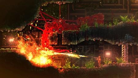 El salvaje metroidvania Carrion confirma su fecha de lanzamiento para este mes en Xbox One, Nintendo Switch y PC
