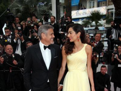 Amal Clooney y Julia Roberts acaparan todos los flashes de la alfombra roja en el segundo día del Festival de Cannes 2016