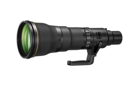 Nikon refuerza su oferta de objetivos profesionales con un teleobjetivo de 800mm