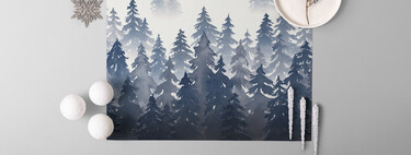 Rústico, hygge, frozen o glamuroso, ¿cuál es el estilo que prefieres para Navidad?
