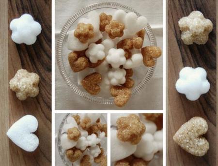 Personaliza los terrones de azúcar