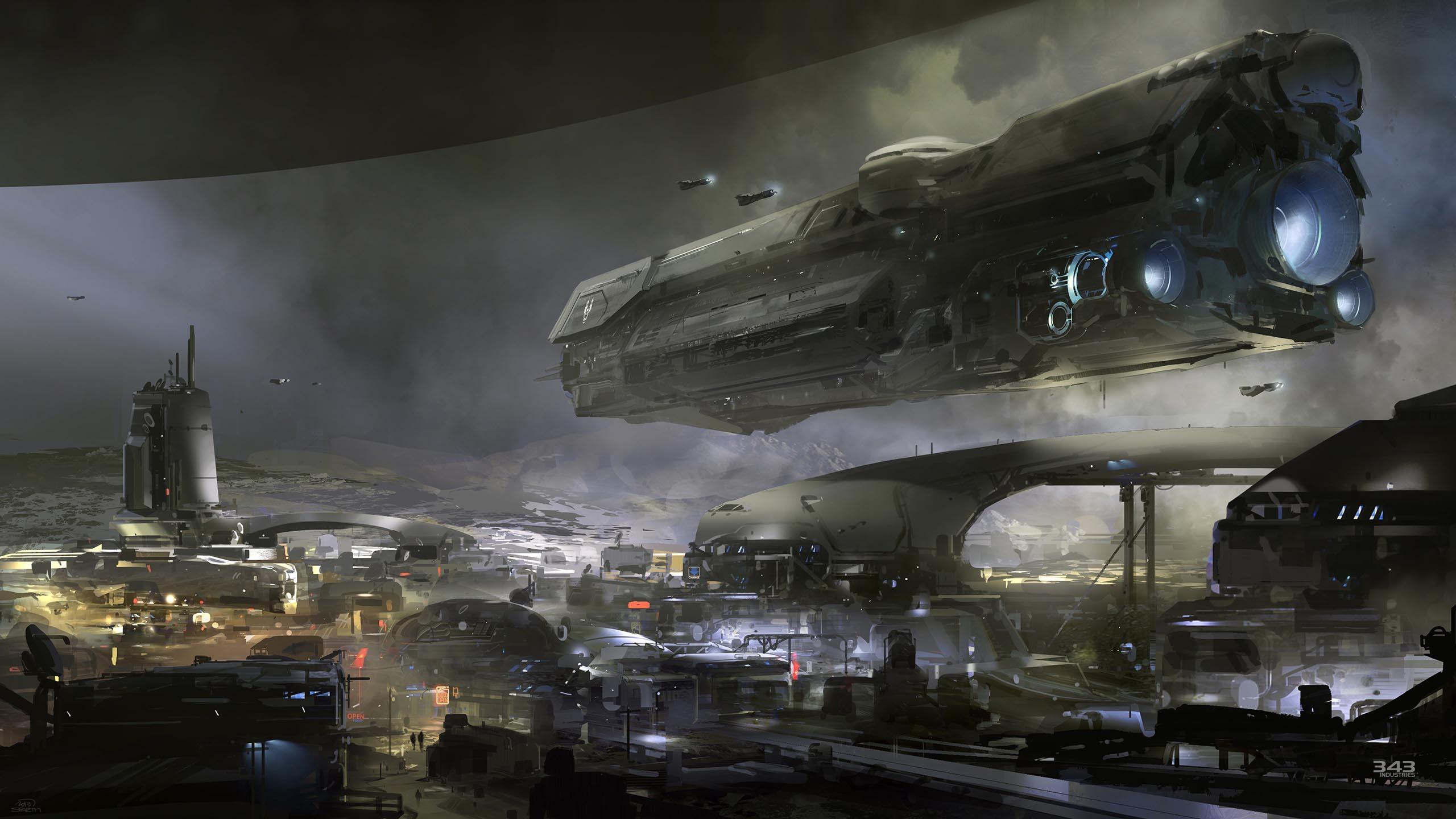 Foto de Arte conceptual del nuevo Halo (1/1)