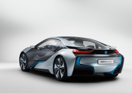 BMW i8 híbrido enchufable