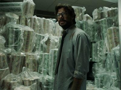 Con su trepidante final, 'La casa de papel' se sitúa entre las mejores series españolas del año