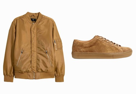 H M Trends Camel Color Pre Fall Winter 2017 3