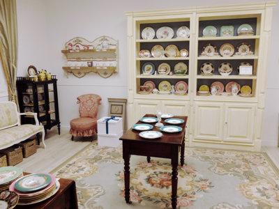Magot, el paraíso para los amantes de la porcelana