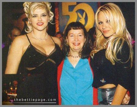 Bettie, Pemla y Anna Nicole