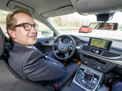 Y tú, ¿qué harás a bordo de un coche autónomo? Uno de cada cuatro conductores se echará una cabezadita