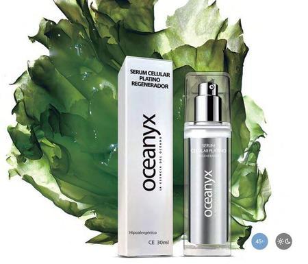 La firma Oceanyx utiliza cardo marino para regenerar nuestra piel