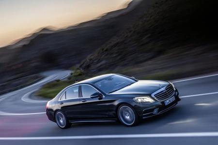Mercedes-Benz vende 100,000 Clase S en un año