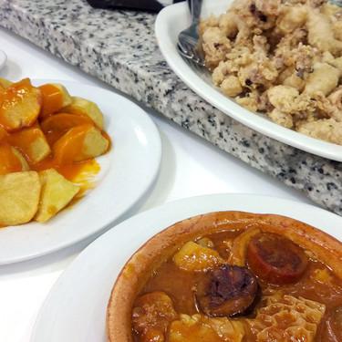 Las 12 mejores recetas de la cocina madrileña: una gastronomía de taberna con influencias de toda España