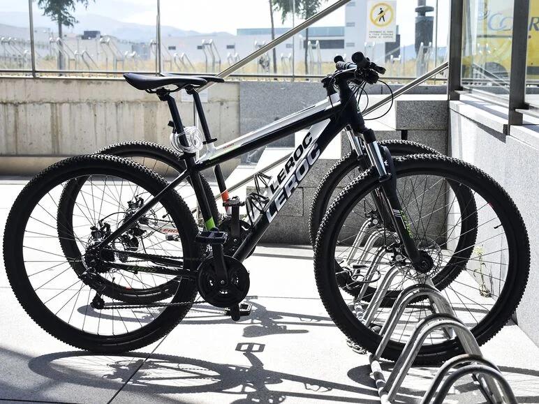 Iníciate en el ciclismo de montaña con la bicicleta Leroc que está arrasando en Lidl