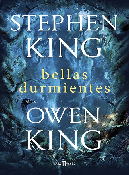 Bellas Durmientes Stephen King Y Owen King Portada