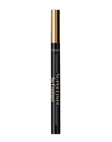 Probamos Superliner So Couture de L'Oréal, una forma fácil de delinearnos los ojos