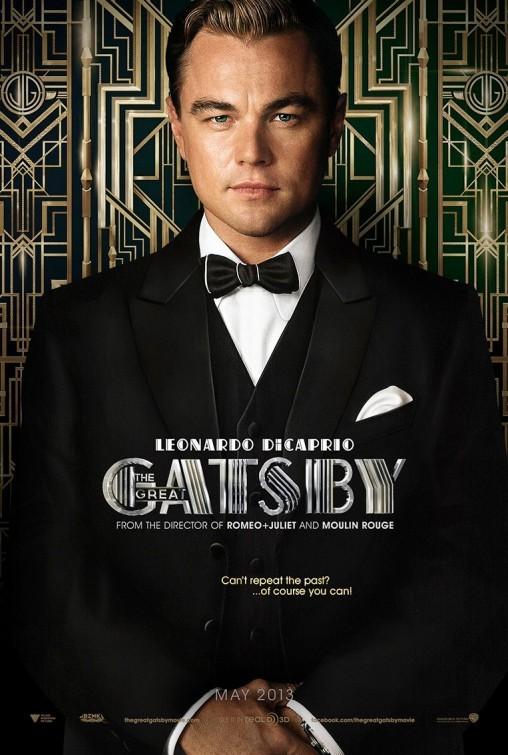 Foto de 'El gran Gatsby', carteles de los protagonistas (1/6)