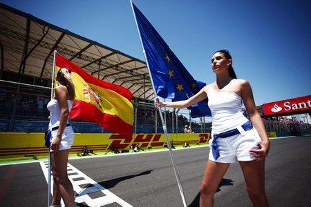 Valencia está negociando su contrato con Bernie Ecclestone