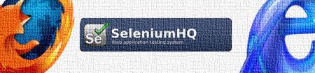 Publicada la versión SeleniumHQ 2.0 para testing automático en un interfaz web