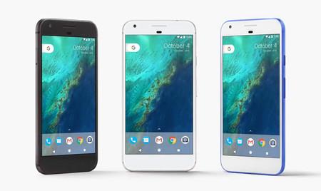 Google Pixel Colores
