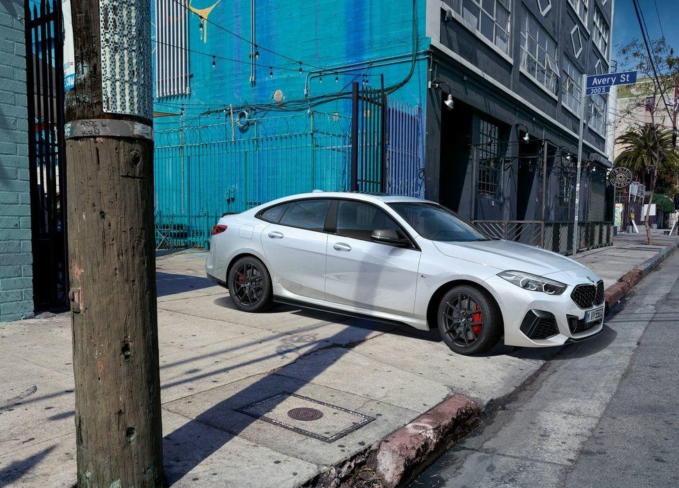 Foto de BMW Serie 2 Gran Coupé M Performance (10/12)