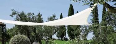 Siete maneras distintas de resguardarte del sol en tu terraza o jardín entre las novedades de Maisons du Monde