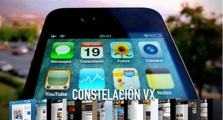Pantallas de Zafiro, manejar la inmensidad del iPhone y qué árbitro más malo. Constelación VX (CLXXXVI)