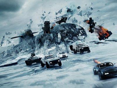 'Fast and Furious 8', la película